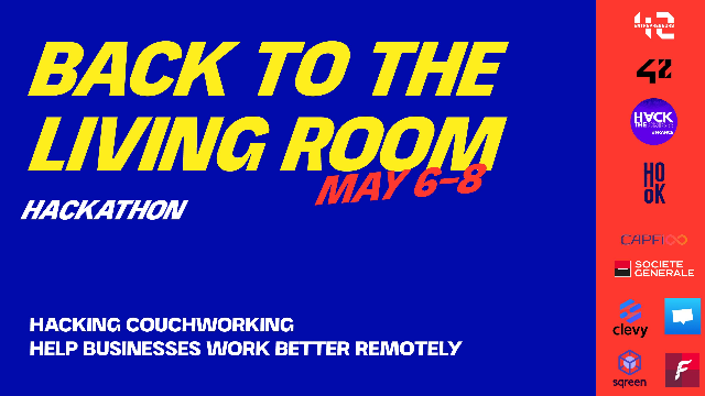 Online hackathon - Back to the living room
